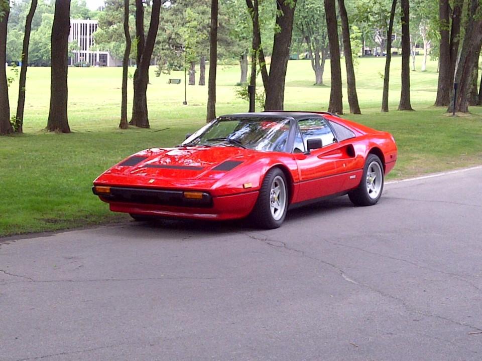 Ferrari 308 GTSi QV – 1983