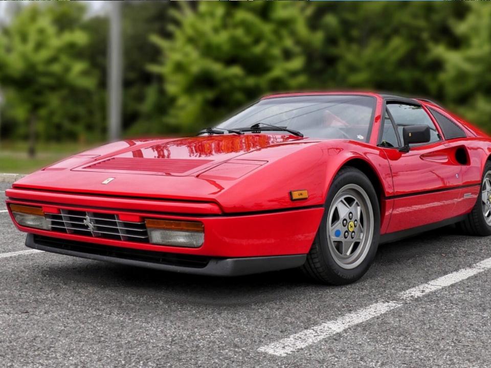 Ferrari 328 GTS – 1989