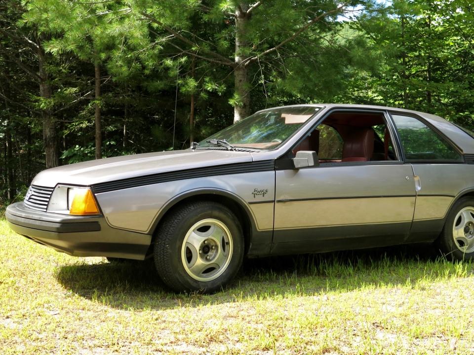 Renault Fuego – 1984