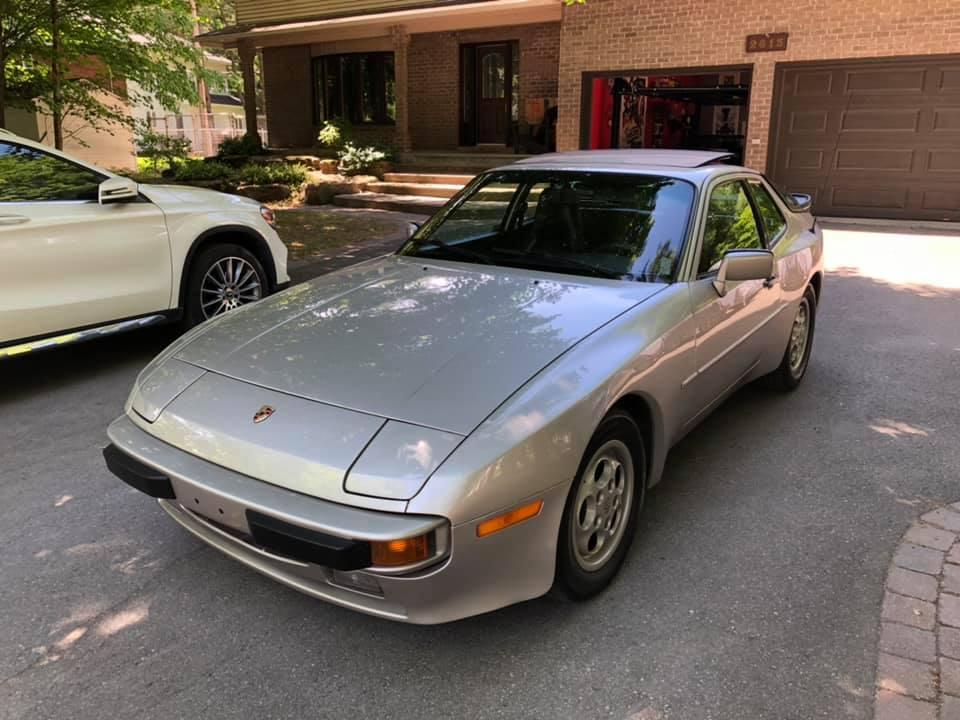 Porsche 944 – 1987